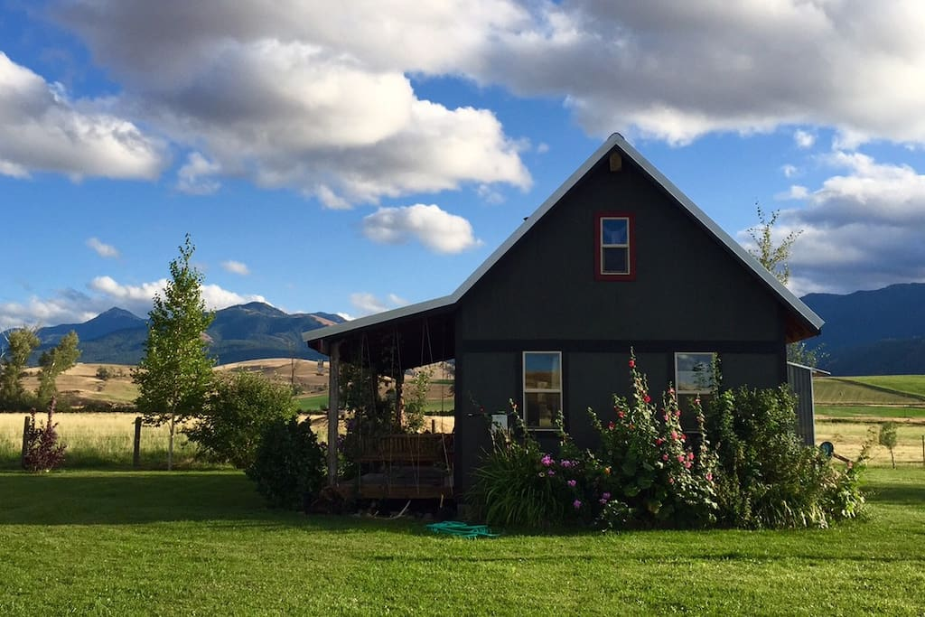Little Nell Ranch Farmstay Lostine Cabins For Rent In