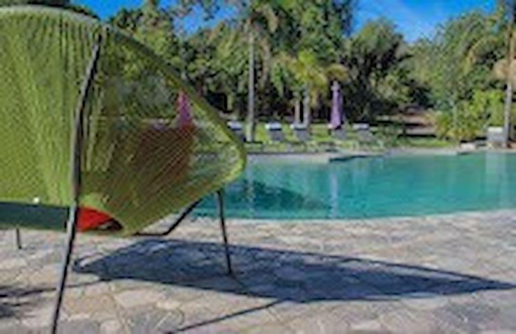 """Maison """"palmeira""""avec piscine - Paderne - Dom"""