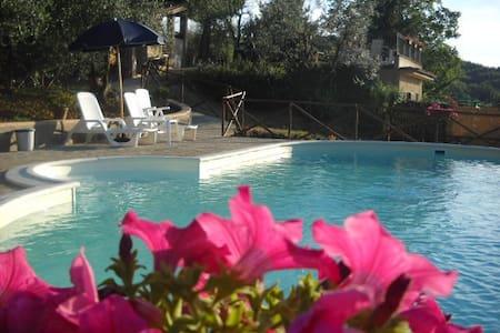 PODERE VAL DI GALLO CHIANTI SIENA - Poggibonsi - Apartamento