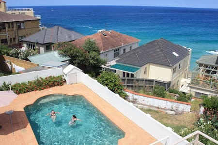 Bondi Beachside apartment + pool  - Tamarama - Apartment