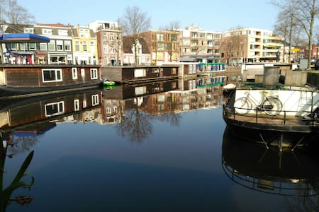 Houseboat citycentre - Groningen - Boot