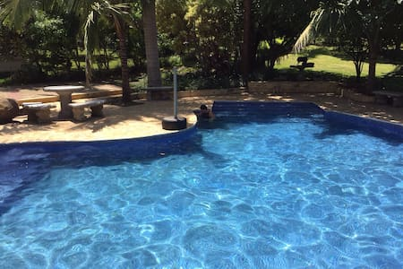 Vacation house 7 min from AirPort