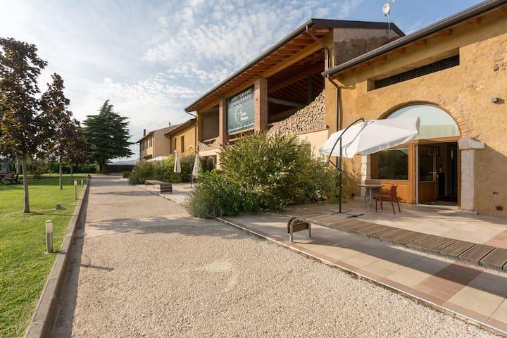 Lovely apartment in a vineyard - Rivoli veronese - Pousada