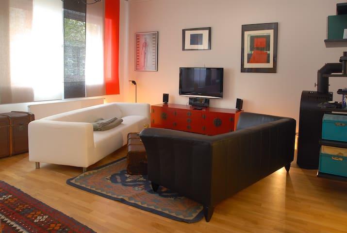 Loft Apartment in proper Style - Dusseldorf - Loft