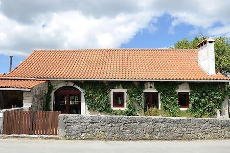 Charming cozy rustic house - Mendiga