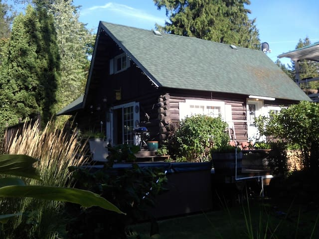 Cozy Cabin Bed & Breakfast - Nakusp