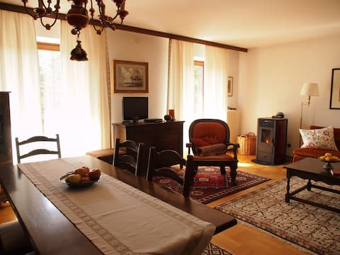 4-8 people apartment in S. Cassiano