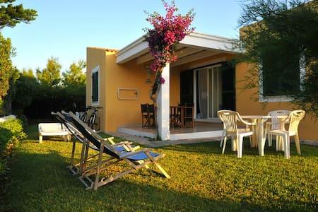RISSAGA - Cap d'Artrutx - Dům
