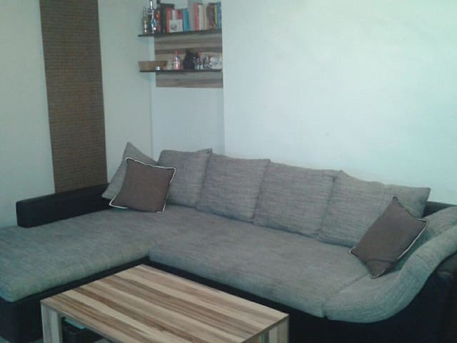 1-Raum Wohnung hell und ruhig - Freiburg im Breisgau - Apartamento