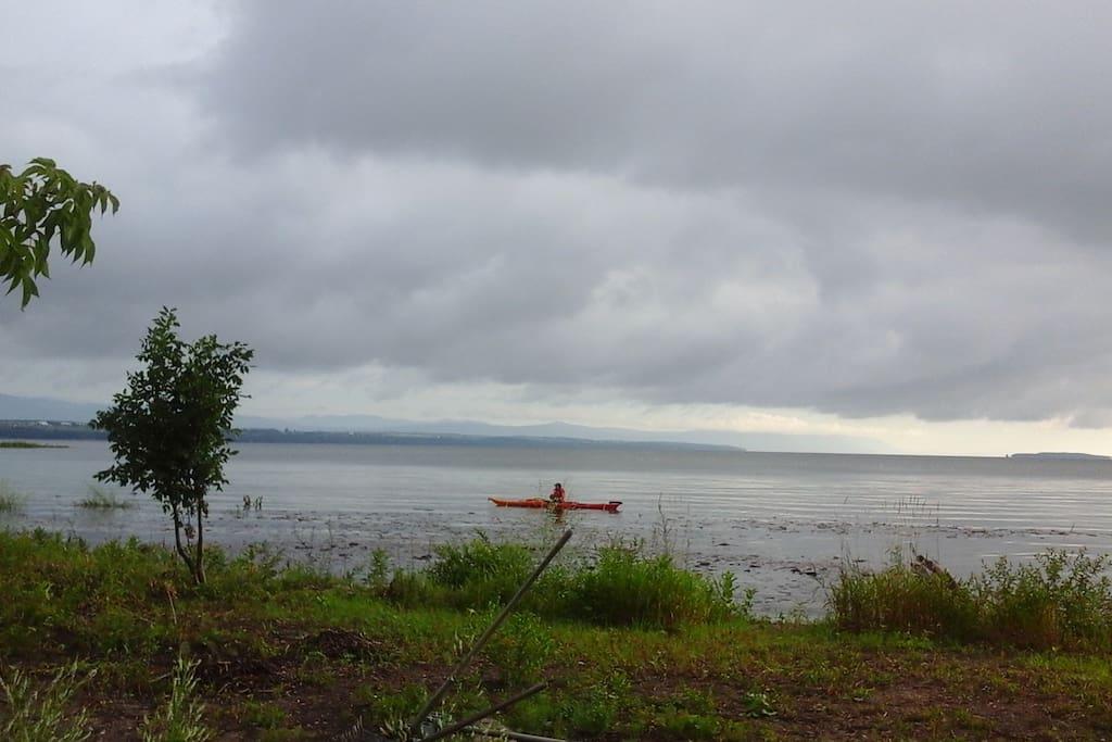 .Kayak