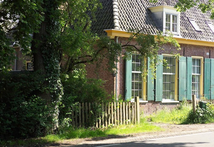 Monumental holiday farmhouse  - Driebergen-Rijsenburg - Casa