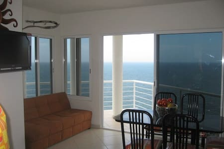 OCEAN VIEW APARTMENT, MODERN, CLEAN - Puerto Vallarta