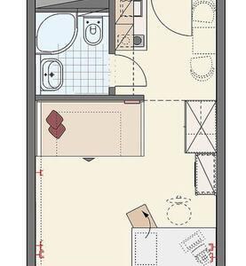 Dortmund 1-room-apartment