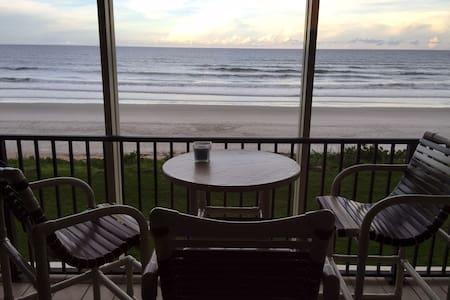 Oceanfront - A slice of heaven - New Smyrna Beach - Lyxvåning