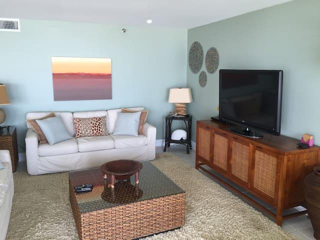 Oceanfront - A slice of heaven - New Smyrna Beach - Condominium