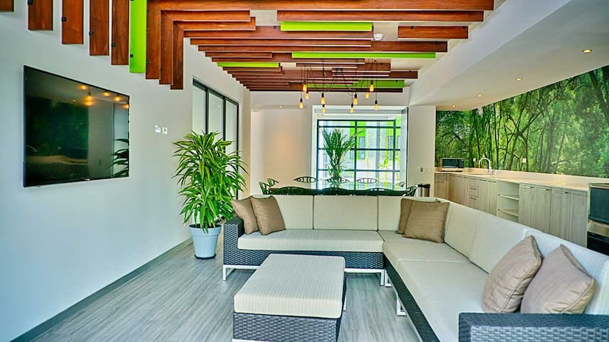 Loft Studio Apartment Santa Ana
