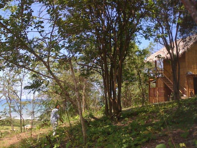 Cabaña en Manabí con vista al mar - Don Juan, Manabí - Cabin