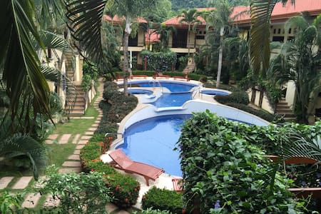 2 bedroom 2 bath Suite , Paradise!! - Jaco - Condominium