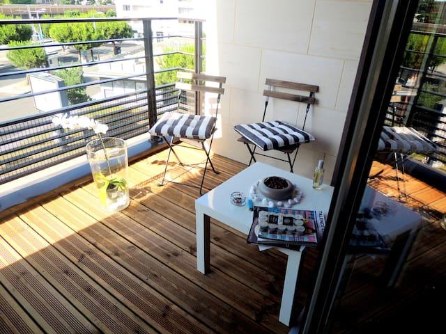 Nice apartment in peixotto ,talence - Talence - Departamento
