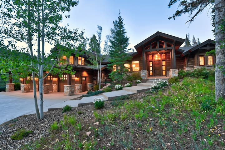 Mountainside Luxury Chalet