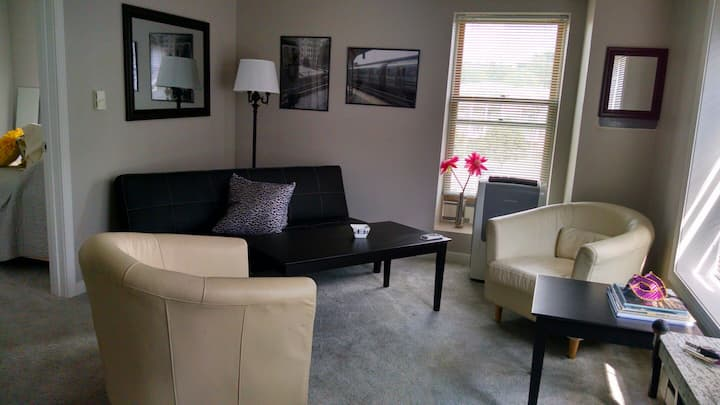 Boutique One Bedroom Flat