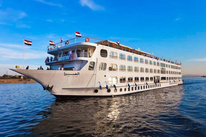 Nile Cruise - 5 star