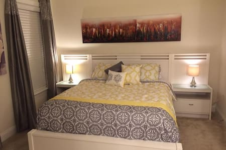 Bedroom for Papal Visit! - Washington - House