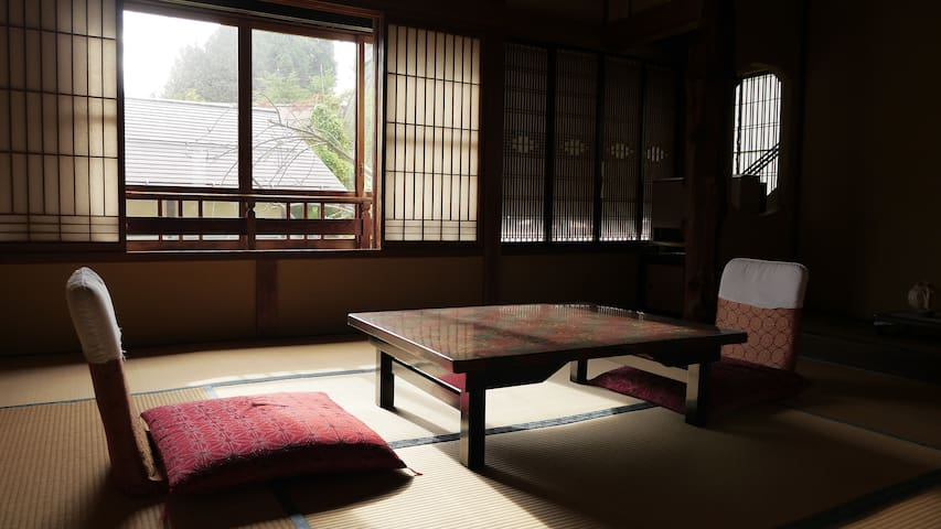 [Private room]Tatami room at KOISHIYA RYOKAN - Yamanouchi-machi - Other