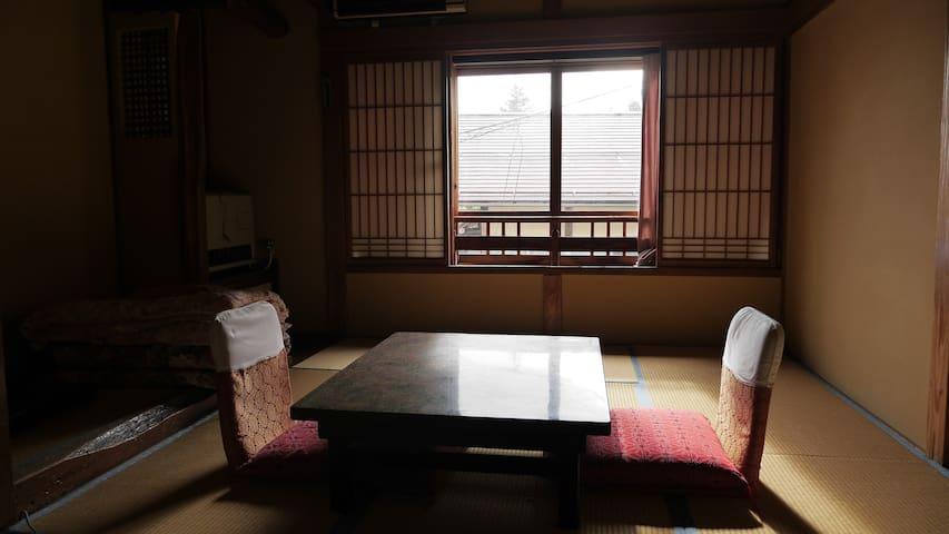 [Private room]Tatami room in KOISHIYA RYOKAN - Yamanouchi
