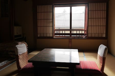 [Private room]Tatami room in RYOKAN - Yamanouchi - Other
