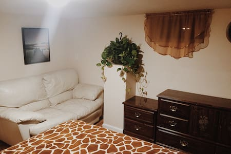 Cozy, fully furnished basement!