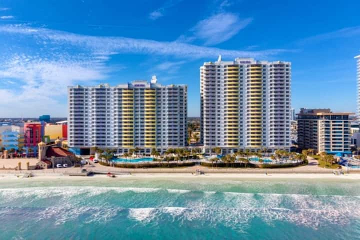 Two-Bedroom Suite At Club Wyndham Ocean Walk!