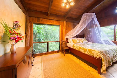 Bed & Breakfast with Jungle Views! - Haus