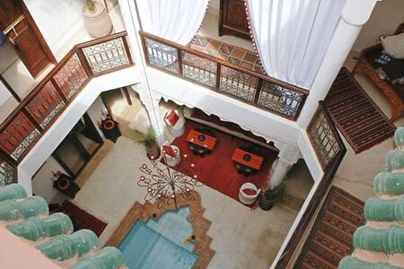 Riad Sophora - a Peaceful Heaven