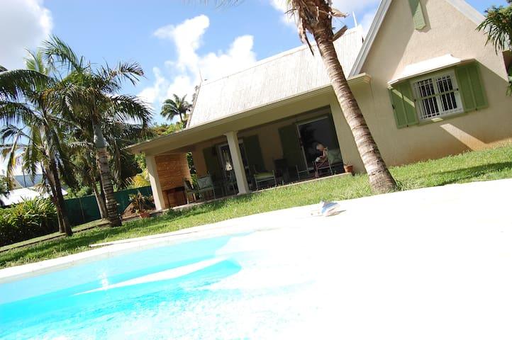 Maison de vacance creole.. - Centre de Flacq
