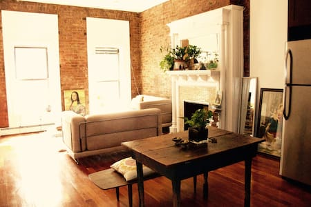 Lovely room/bath in hip Bed Stuy