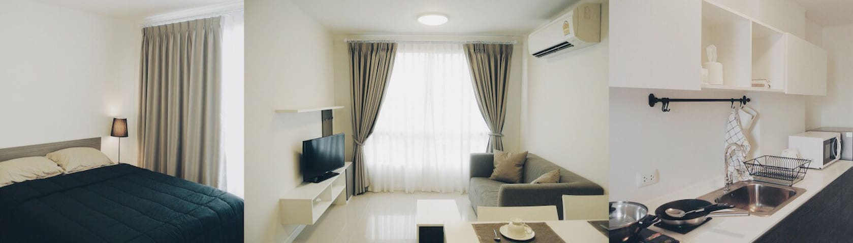 D'Vieng Condominium by Sansiri - Chiang Mai - Lägenhet