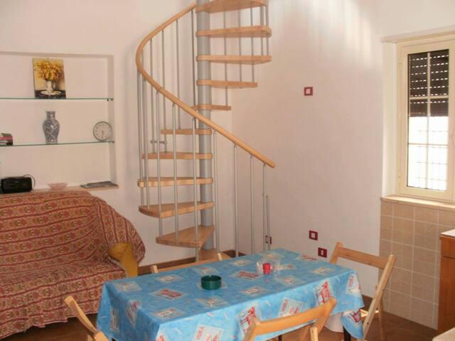 Appartamento 50 mq a Santa Domenica - Santa Domenica - Huis