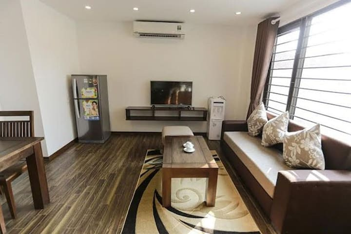 One bed apartment Cau Giay - Hanoi (Ha Noi) - Apartment