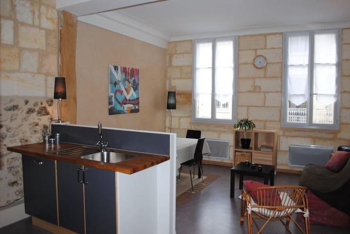RUMBA - Libourne - Apartament