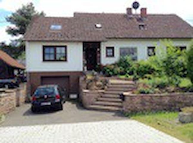 Ferienhaus Ooser Tälchen - Gerolstein - Casa