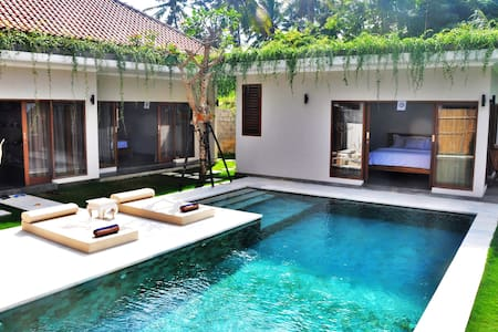 A Healing Villa with pool