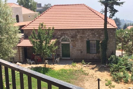 Tipical lebanese house - Raifoun