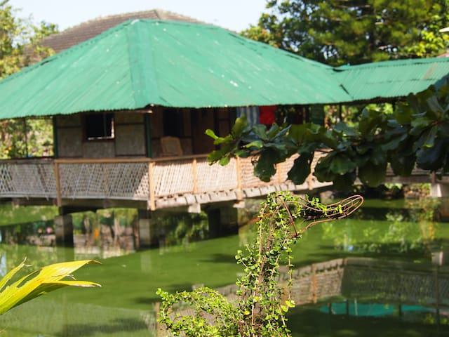 Fish and Farm Resort in Bulacan - San Rafael - Hotel ekologiczny
