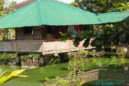 Fish and Farm Resort in Bulacan - San Rafael - Natur lodge