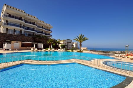 Sunset Beach Residence, Alanya - Alanya - Apartment