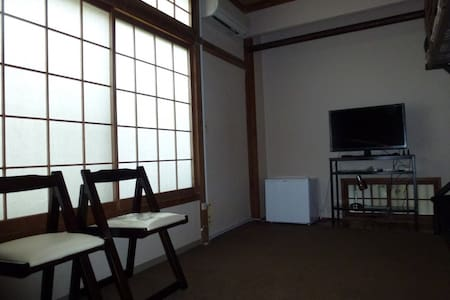 Room in guesthouse  in onsen resort 1.1 - Yonago - Bed & Breakfast