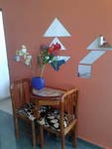 Studio meublé F2 à Douala - Douala - Condominium