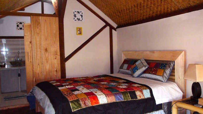 Duplex Double Bedroom