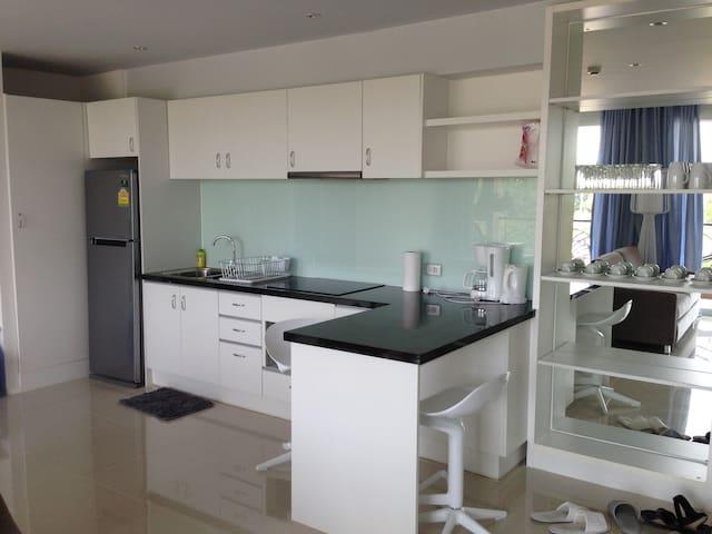 Atlantis T3 73m²New resid. 2ch 2sdb - Pattaya - Apartment